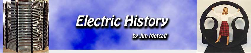 History of Electric Induction Heating